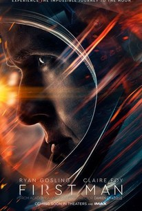 First Man movie poster