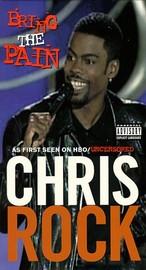 Chris Rock: Bring the Pain