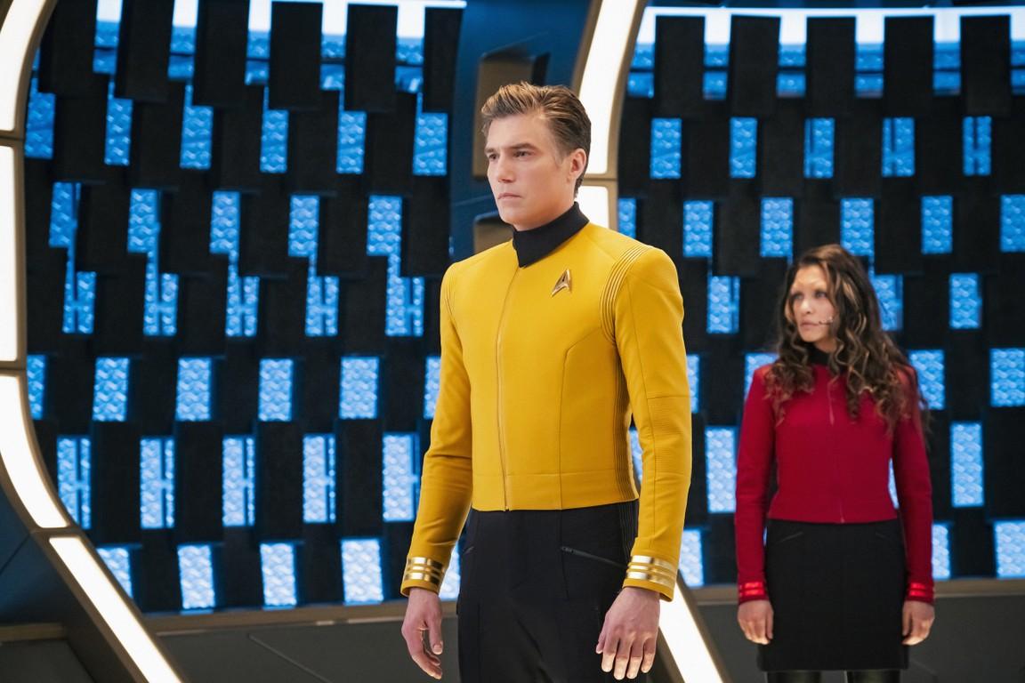 star trek discovery season 2 episode 3 cast imdb