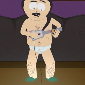 Randy Marsh is voiced by Trey Parker