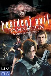 Resident Evil Damnation 2012 Rotten Tomatoes