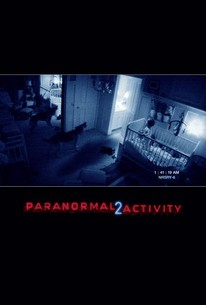 Poster for Paranormal Activity 2 (2010)