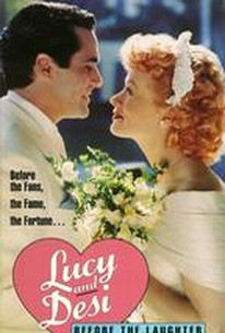 Lucy and Desi: Before the Laughter