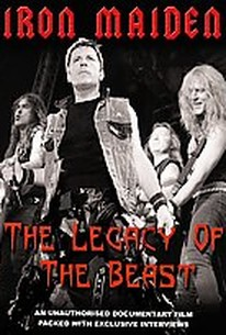 Iron Maiden - The Legacy of The Beast