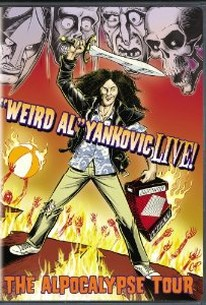 Weird Al Yankovic Live!: The Alpocalypse Tour