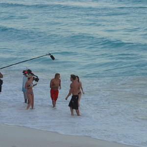 Der echte Cancun Teen Sex, Nackter Videozauber