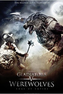 Gladiators V Werewolves: Edge of Empire