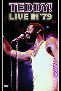 Teddy Pendergrass - Live in '79
