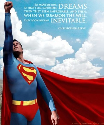 Christopher Reeve's Quote