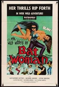 Wild Wild World of Batwoman