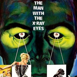 X The Man With The X Ray Eyes 1963 Rotten Tomatoes