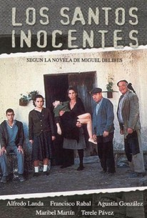 The Holy Innocents (Los santos inocentes)