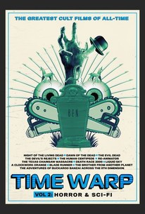 Time Warp: The Greatest Cult Films of All-Time Volume 2: Horror and Sci-Fi