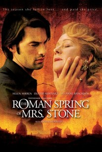 Tennessee Williams' The Roman Spring of Mrs. Stone
