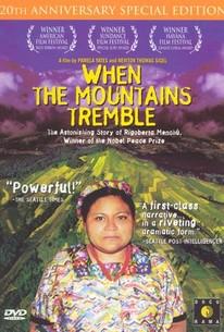 Guatemala: When the Mountains Tremble