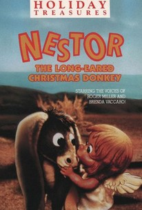 Nestor, the Long-Eared Christmas Donkey