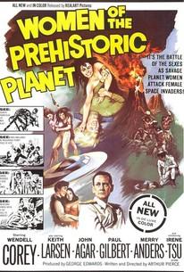 Women of the Prehistoric Planet