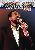 Marvin Gaye - Live In Belgium 1981