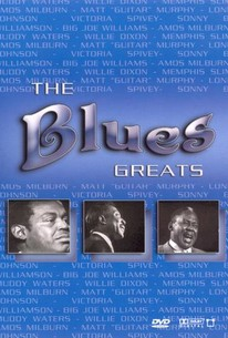 The Blues Greats