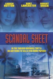 Scandal Sheet