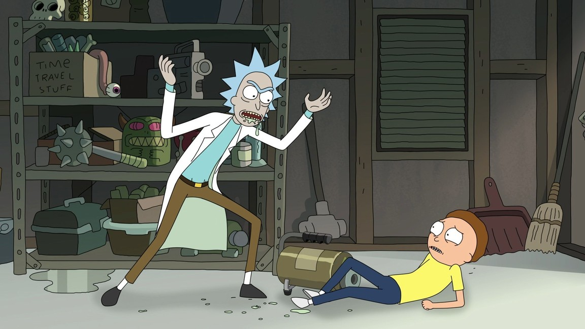 Rick and morty season 3 vostfr torrent | Rick and Morty Season 2