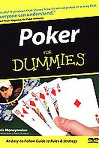 Poker for Dummies