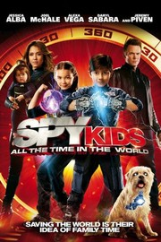 Spy Kids: All the Time in the World in 4D (2011)