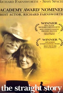 The Straight Story (1999) - Rotten Tomatoes