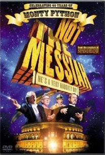 Not the Messiah (He's a Very Naughty Boy)