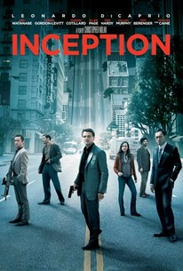 Inception 2010 Rotten Tomatoes