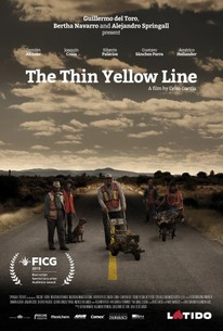 The Thin Yellow Line (La delgada línea amarilla)