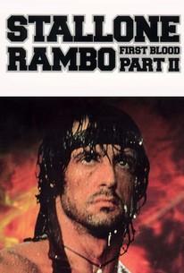 Rambo First Blood Part Ii 1985 Rotten Tomatoes