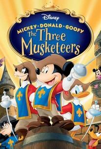 Mickey, Donald, Goofy: The Three Musketeers