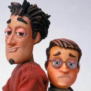 Mike (left) and Gary