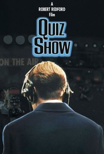 Quiz Show (1994) - Rotten Tomatoes