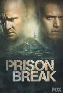 Prison Break - Season 5 (2017) TV Series poster on Ganool