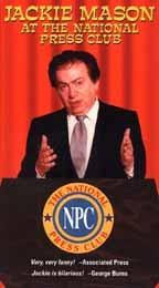 Jackie Mason at the National Press Club
