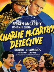 Charlie McCarthy, Detective