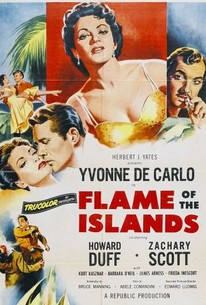 Flame of the Islands
