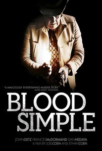 Blood Simple (1984) - Rotten Tomatoes
