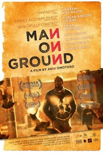 Man On Ground