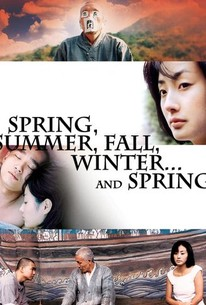 Spring, Summer, Fall, Winter...and Spring