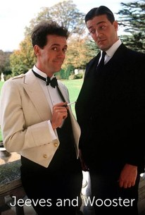 jeeves and wooster season 1 dvd