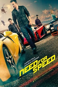 Need For Speed (2014) - Rotten Tomatoes