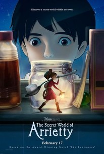 Poster for Arrietty (2010)