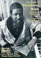 Music of Thelonius Monk for Guitar