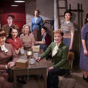 """""""Home Fires"""""""