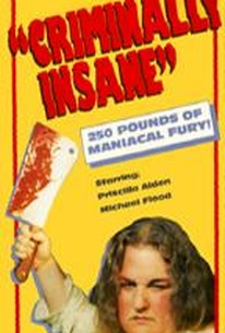 Criminally Insane