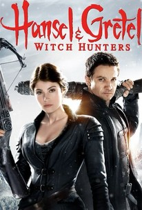 Hansel And Gretel Witch Hunters 2013 Rotten Tomatoes