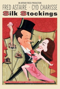 dfe69f70566 Silk Stockings (1957) - Rotten Tomatoes